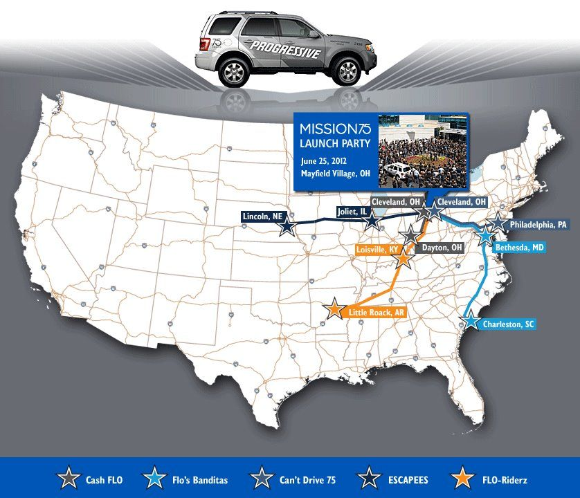 Progressive Insurance Mission 75 Progressive Insurance Auto