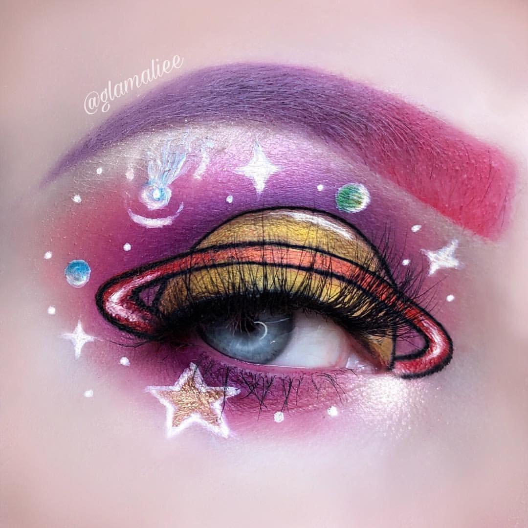 Pinterest odiegracee Artistry makeup, Eye makeup art