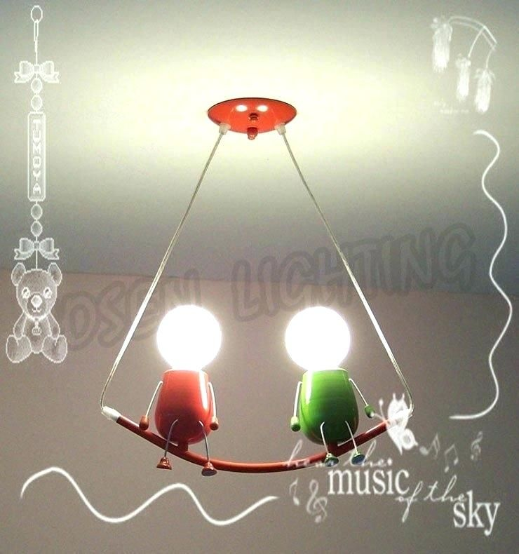 Childrens Ceiling Light As