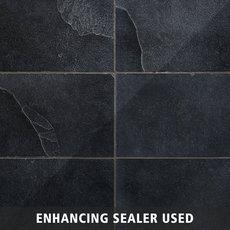 Black Brushed Limestone Tile In 2020 Limestone Tile Limestone Floor Tiles Flooring