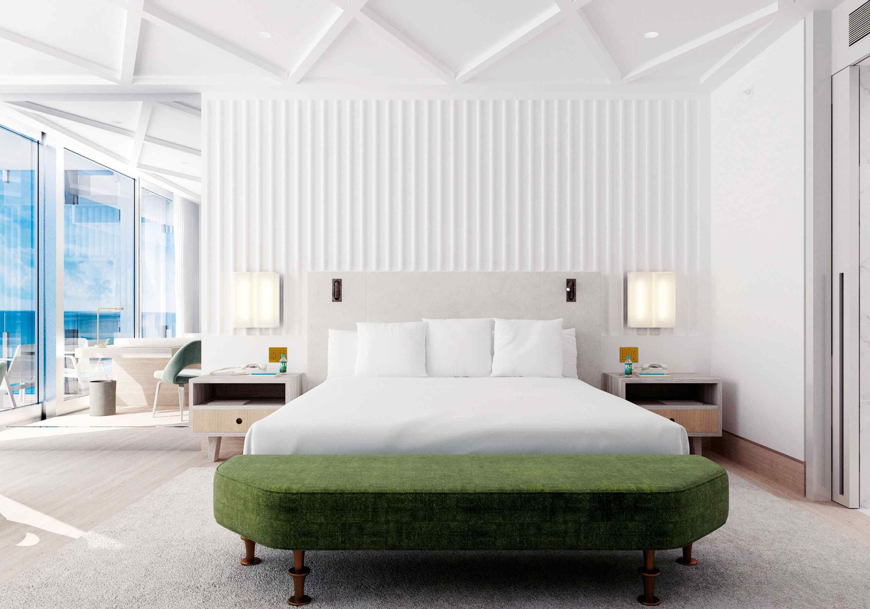 positano s le sirenuse arrives in miami beach hotel design rh pinterest com