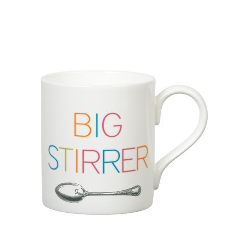 Gary Birks Stirrer Mug Next Day