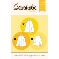 Schnittmuster: 1206 Hollyburn Skirt