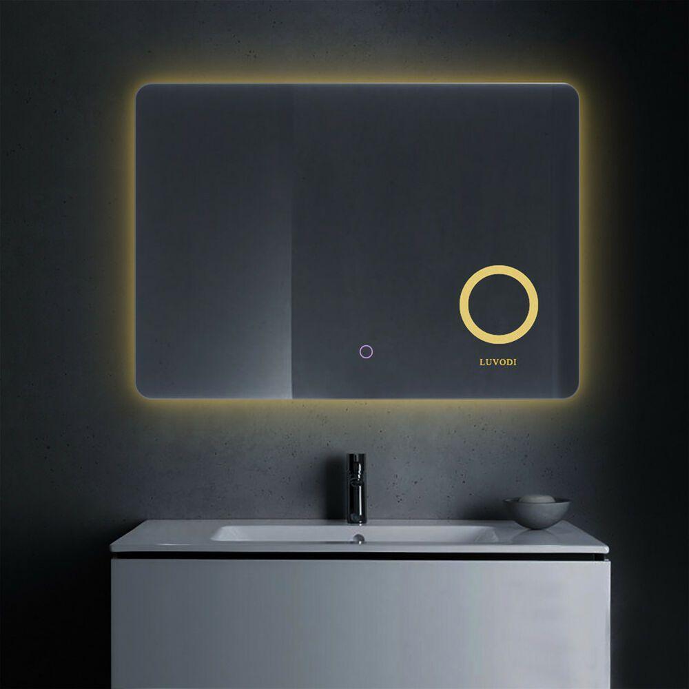 Ebay Sponsored Authentic Fogless Bathroom Wall Makeup Mirror