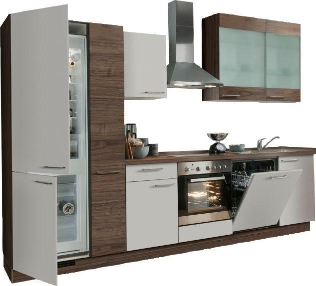 Express Kuchen Kuchenzeile Trea Ohne E Gerate Kuche Kitcheninteriordesign Kitchen Mobel Furniture Kuchenzeilen Express Kuchen Und Einbaukuche