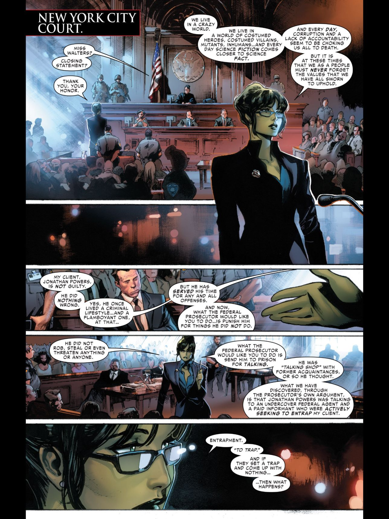 This Week in Marvel Comics Civil War II 0 Comic book