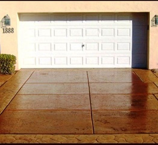 Concrete Polishing, Staining, Stamping and Design