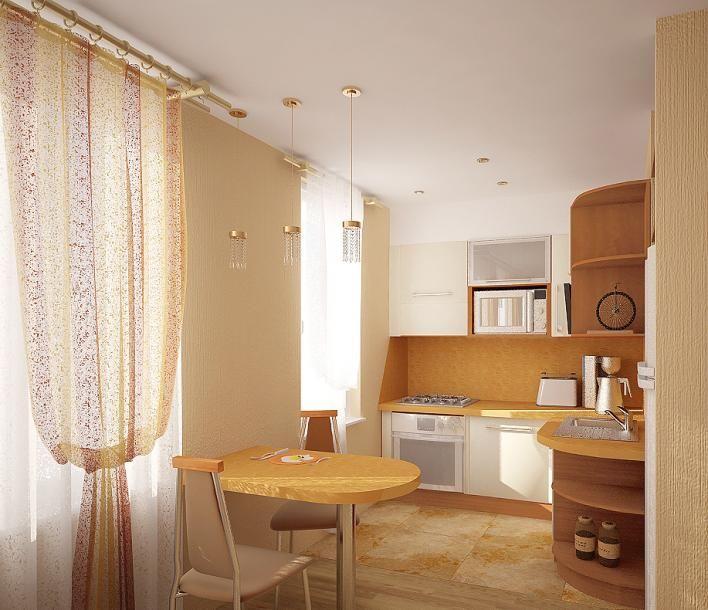 Дизайн кухни совмещенной с гостиной: фото 10 красивых интерьеров