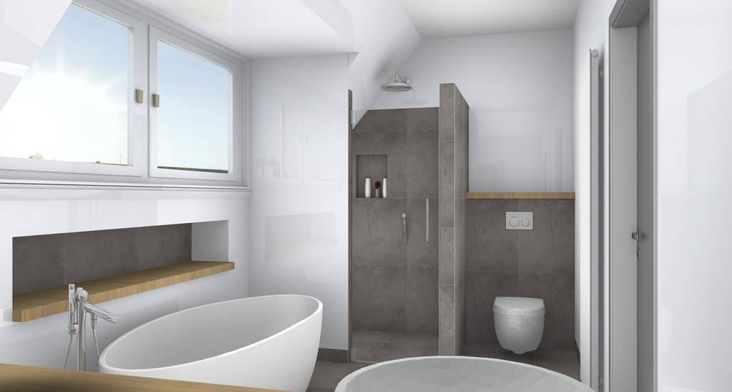 Venn wooninspiratie badkamer