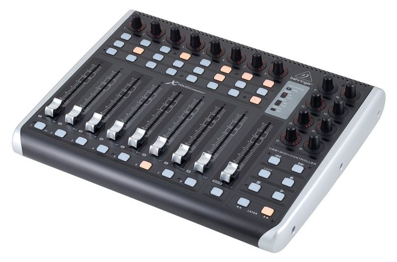 Behringer xtouch compact compact universal remote