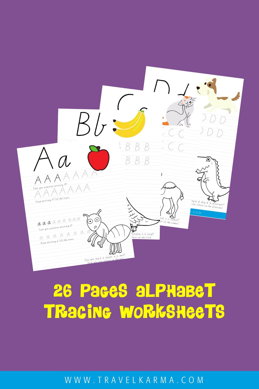 Free Download Printable Abc Alphabet Worksheet For Handwriting Kids Handwriting Practice Handwriting Activities Kids Handwriting [ 1500 x 1000 Pixel ]