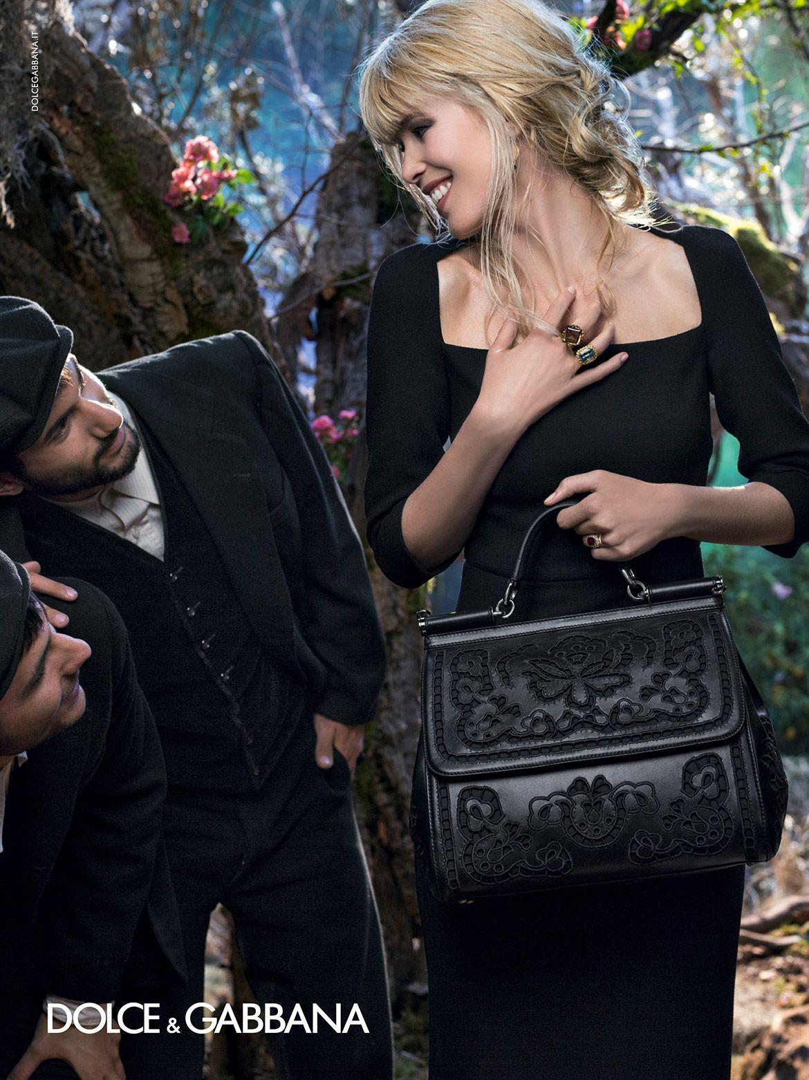 4ace2c4a75f9 Dolce   Gabbana Fall Winter 2014 Campaign