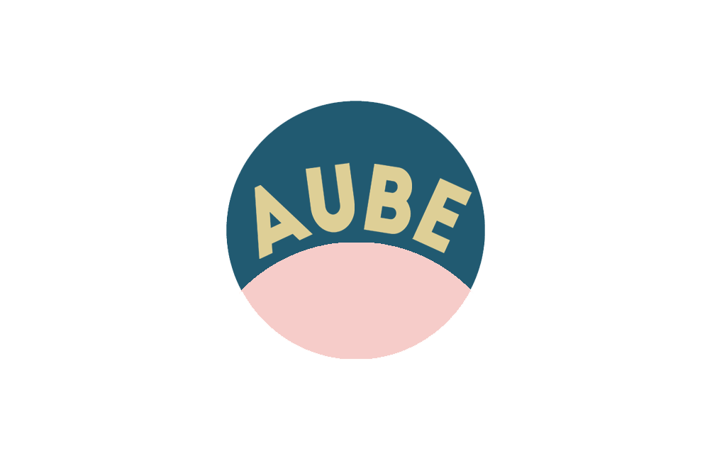 Image result for aube logo sustainability