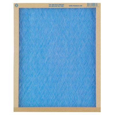 Protect Plus True Blue Furnace Air Filter Set Of 12 Size 22 25