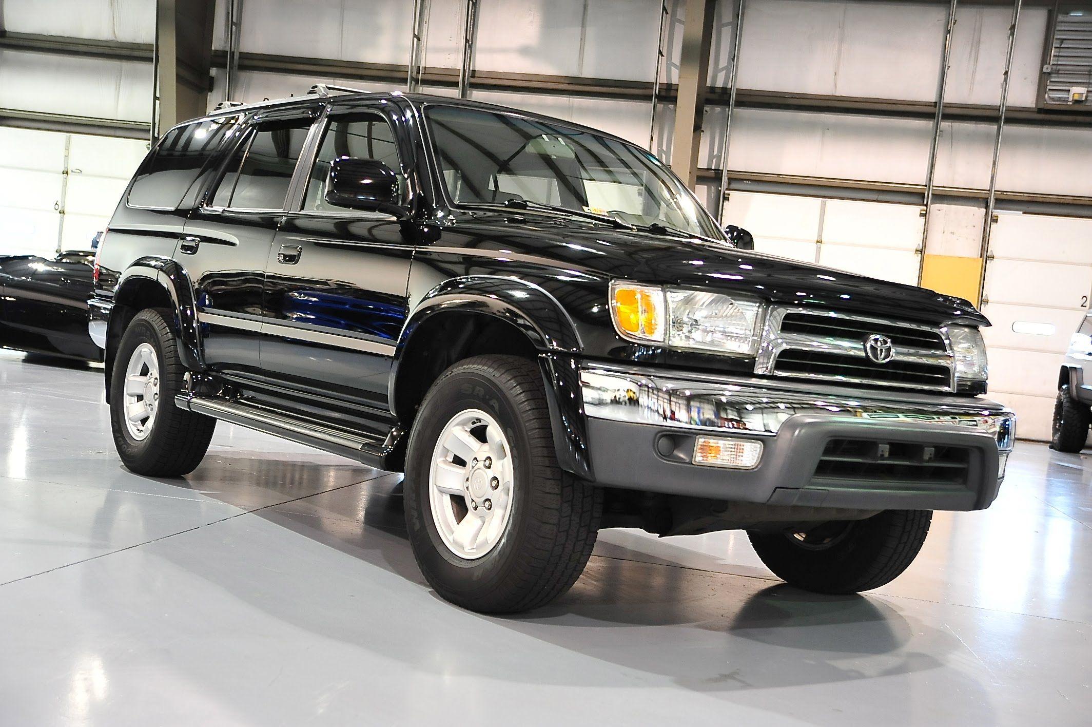 Davis AutoSports 2000 Toyota 4Runner For Sale / SR5 w