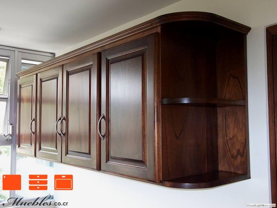 Mueble de cocina a reo cocinas in 2019 muebles de for Muebles de madera para cocina pequena
