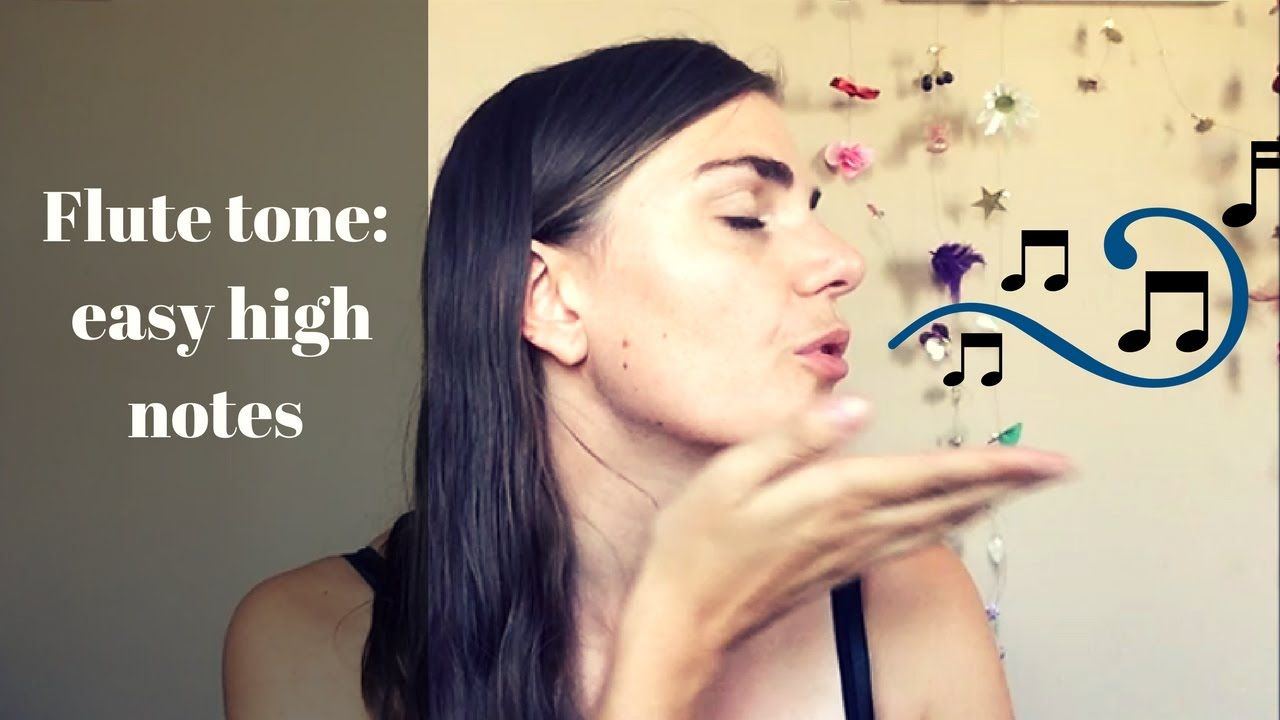 flute tone: easy high notes