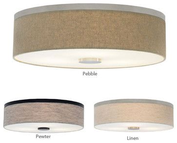 Fiona 18 FM700 - Flush-Mount Ceiling Lamp | LBL contemporary ceiling lighting
