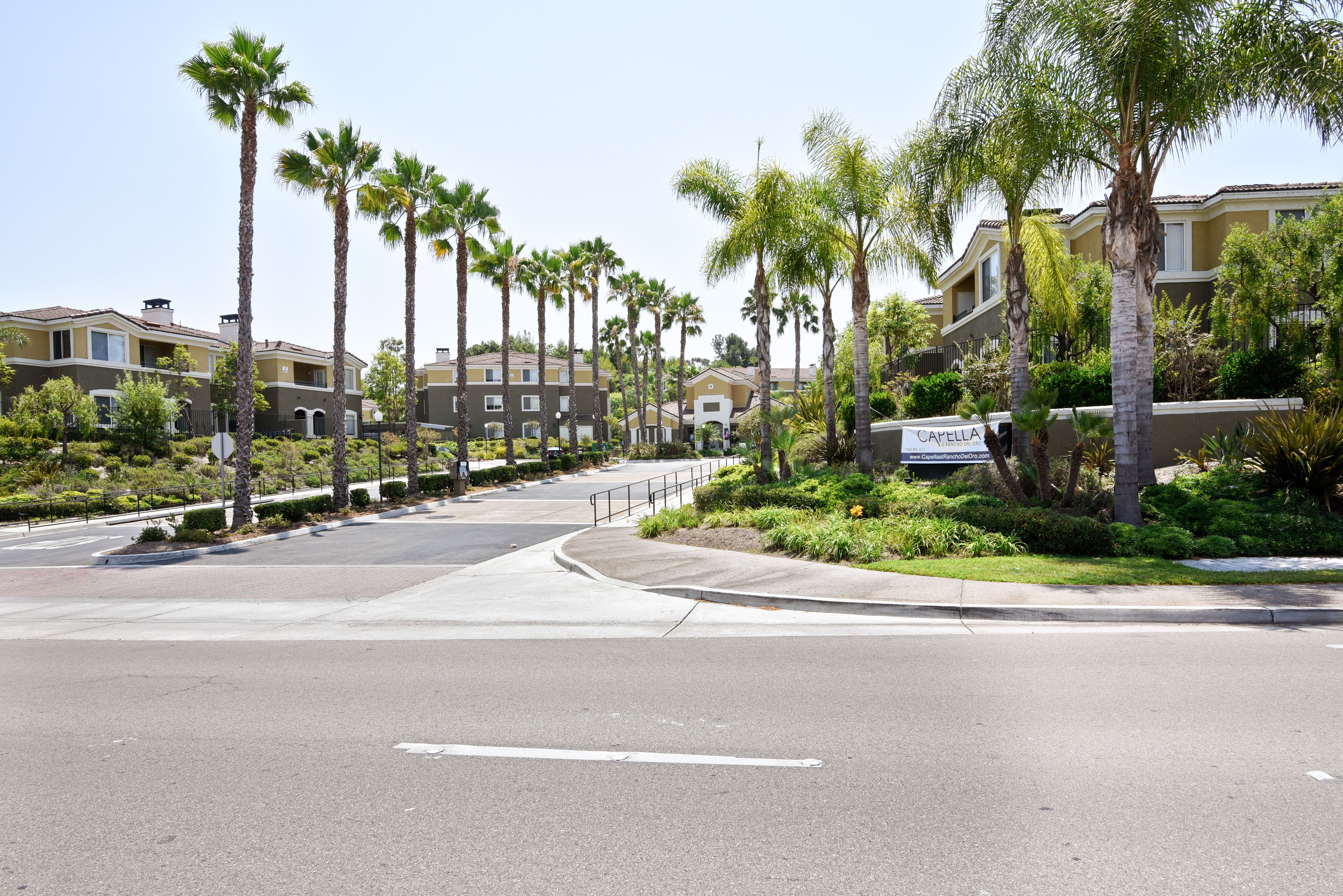 Lined With Palmtrees In Oceanside Capella At Rancho Del Oro Is Located Near Downtown And Is Only Moments Away Fr Oceanside Harbor Bedroom Floor Plans Rancho
