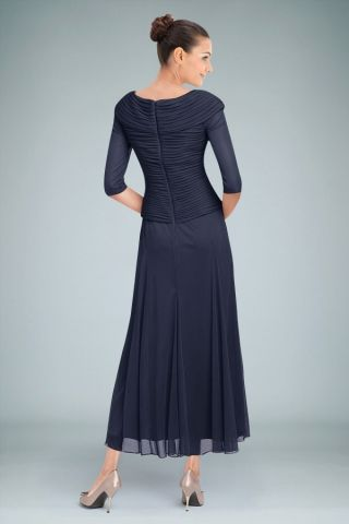 New Style One-piece V-neckline for Mother of the Bride Dress ...