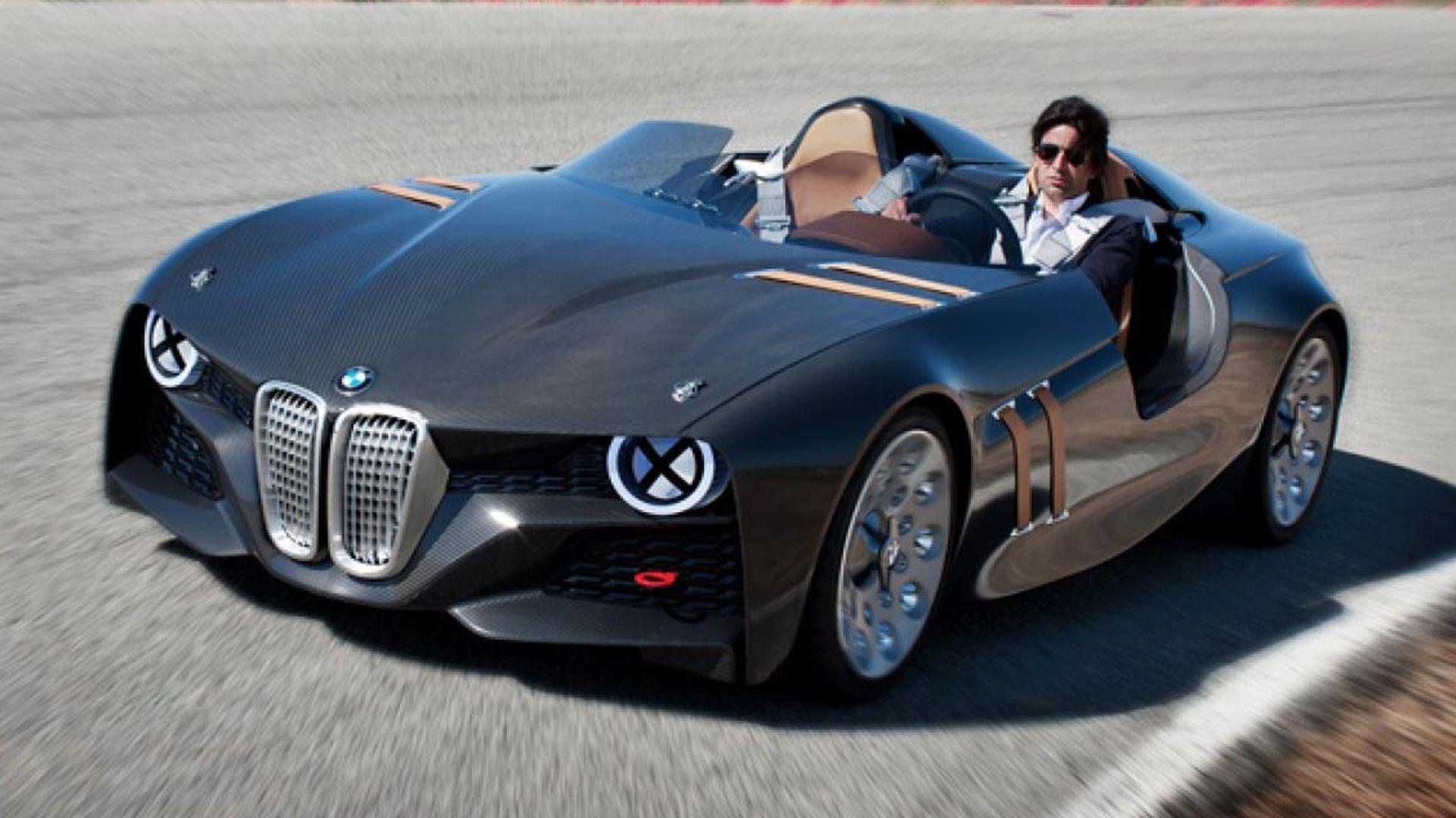 Bmw 328 Hommage Concept Bmw 328 Bmw Automotive Design