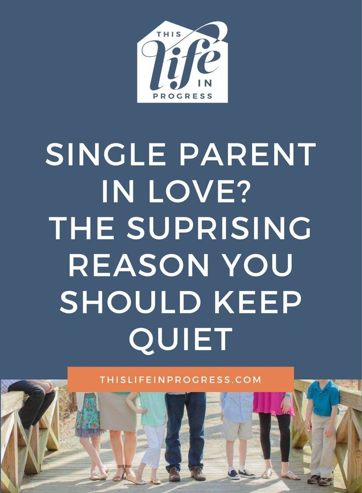 when to tell kids dating after divorce