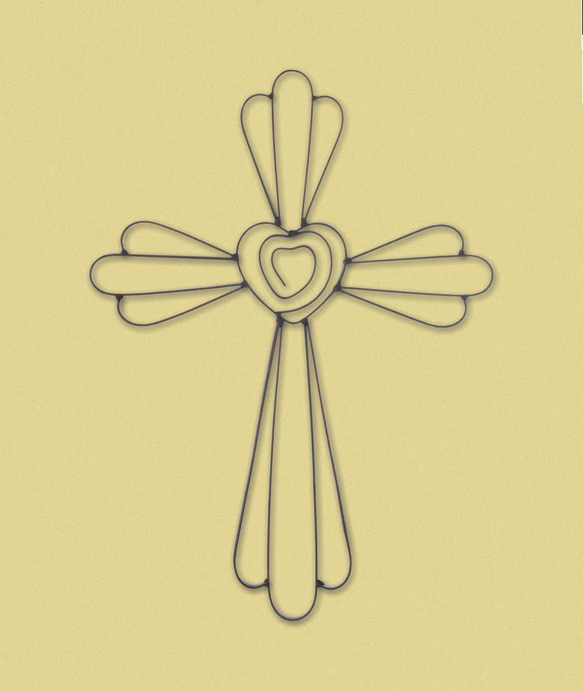 Faith and Love Wall Cross | Home Decor Accessories | Pinterest | Walls