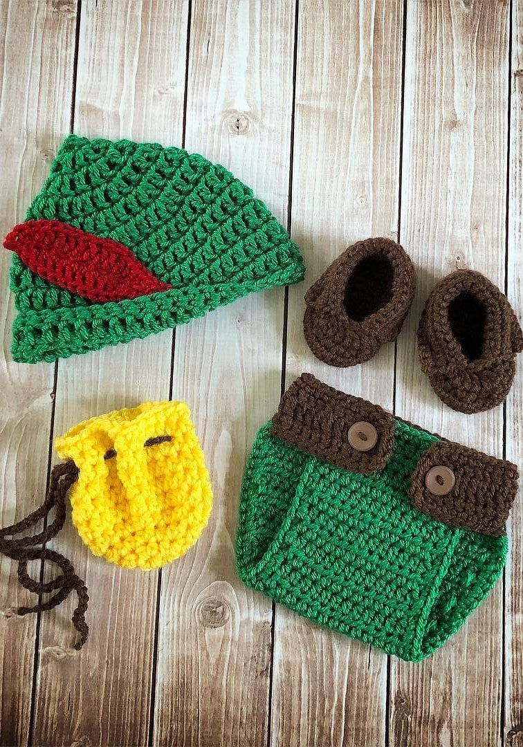38 Stylish And Beauty Crochet Baby Patterns And Ideas In This