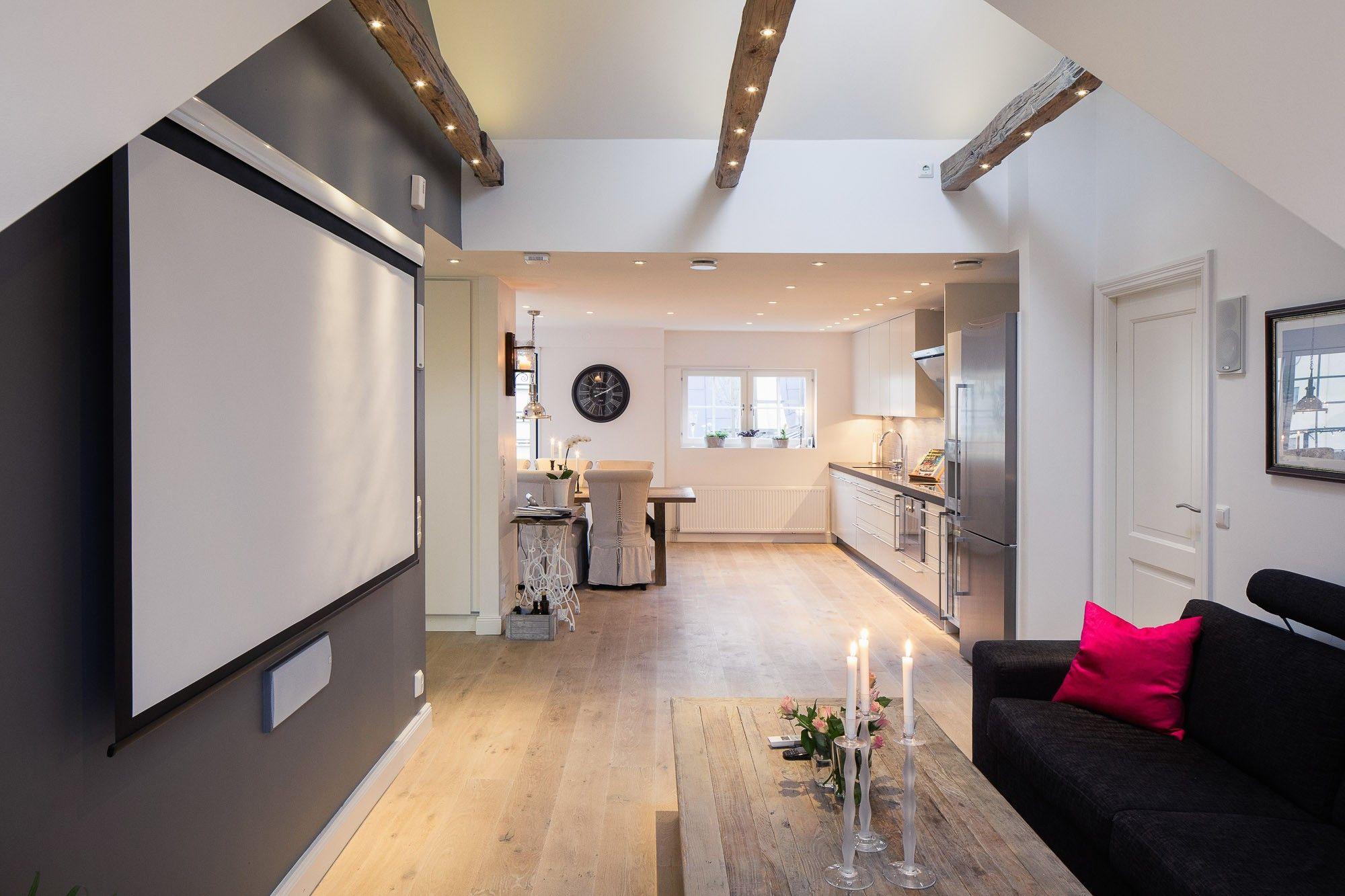 Studio Bedsit Flat - London, England   Apartment Interior Design ...