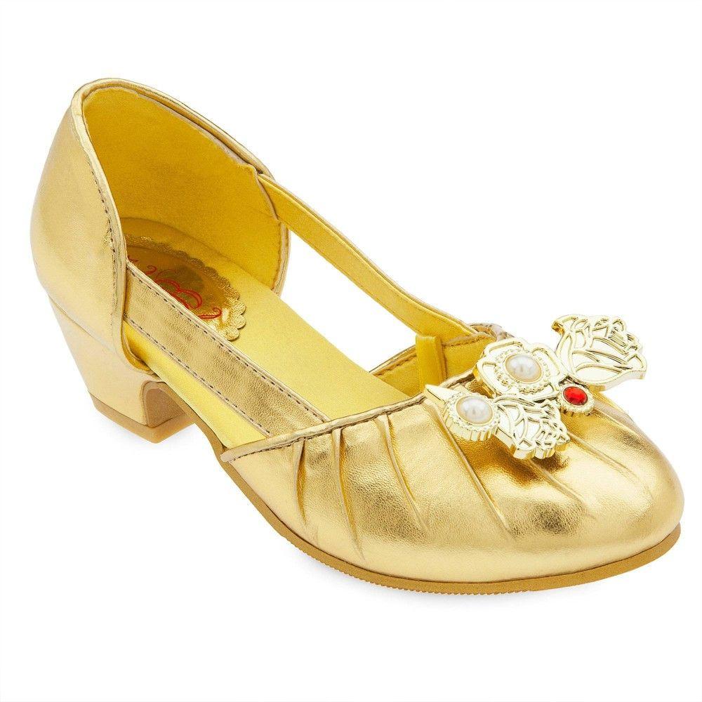 Toddler//Little Kid, Size Beauty /& The Beast Disney Princess Belle Toddler Girls Sneaker