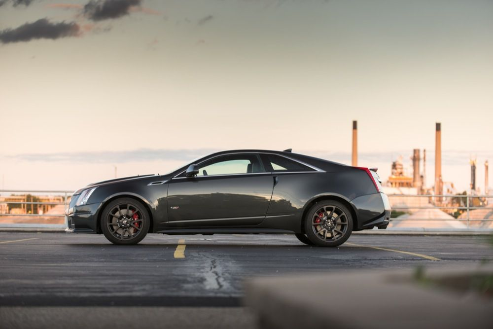 supercharger photo shows off v coupe cts cadillac photos