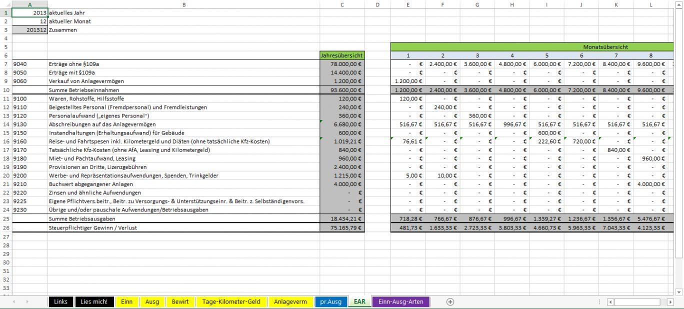 Excel Vorlage Kassenbuch Alle Meine Vorlagen De 0