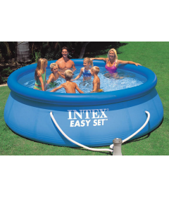 Intex Easy Set Pool 15 X 42 Read Our Detailed Product Review By