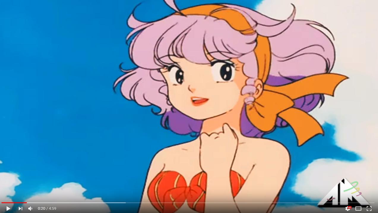 Anime Purple Hair 90 S Anime Purple Hair Aesthetic Anime Anime
