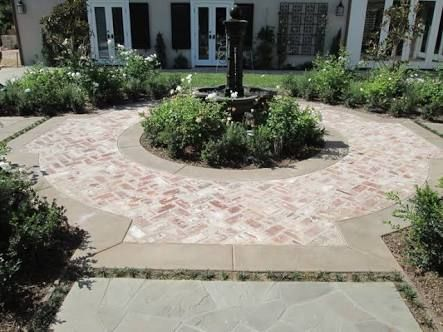 How To Whitewash Red Pavers Google Search In 2019 Red