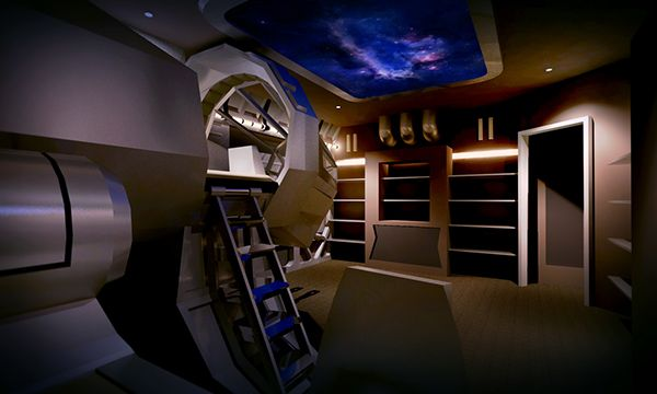 20 Cool Star Wars Themed Bedroom Ideas Housely Star Wars Themed Bedroom Star Wars Bedroom Star Wars Bed