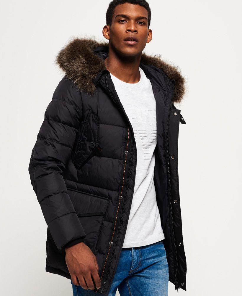 Superdry Parka Longline Down Chinook Parka Homme Superdry Bon Shopping Com Parka Parka Jacket Superdry Jackets [ 1000 x 820 Pixel ]