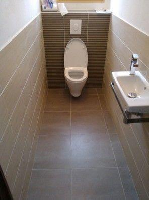 Faïence sur WC suspendu maison neuve   Intérieur   Pinterest
