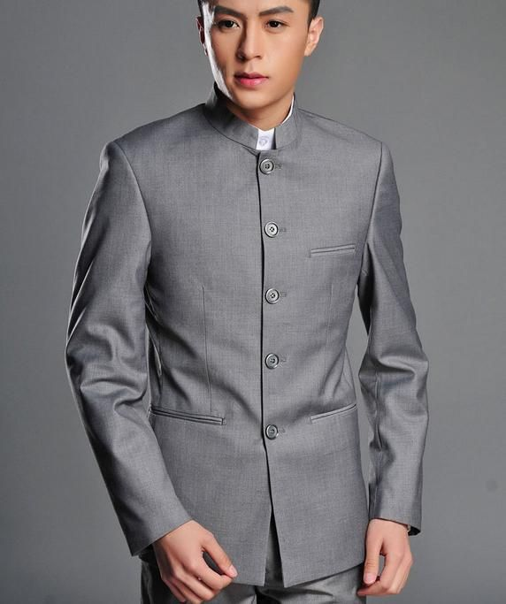 Popular Grey Suit Jackets-Buy Cheap Grey Suit Jackets lots from ...
