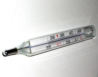 Primeiro Socorros Domesticos: Temperatura do corpo alta