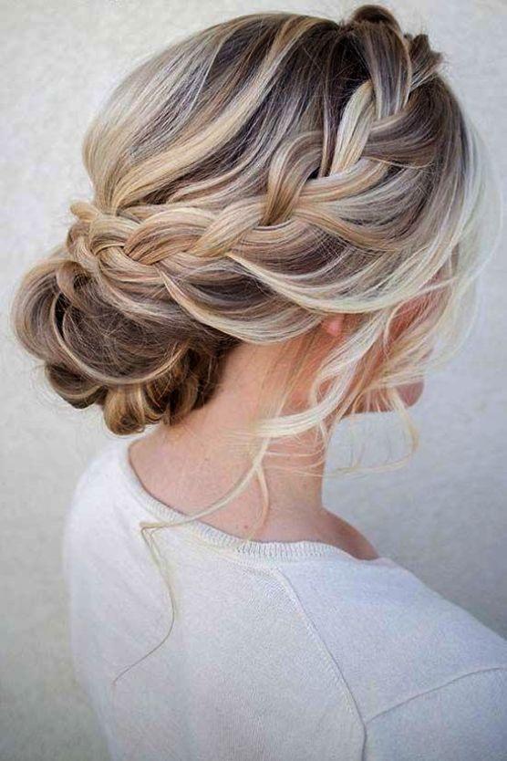 Simple Wedding Hairstyles Short Hair Simple Hairstyles For Wedding