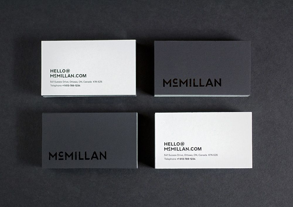 40 creative and minimalist business card designs business cards 40 creative and minimalist business card designs business cards business and minimal business card reheart Image collections