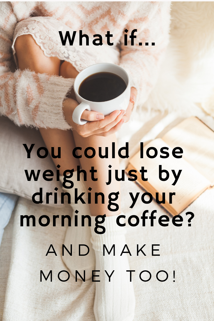 do you lose weight by drinking coffee