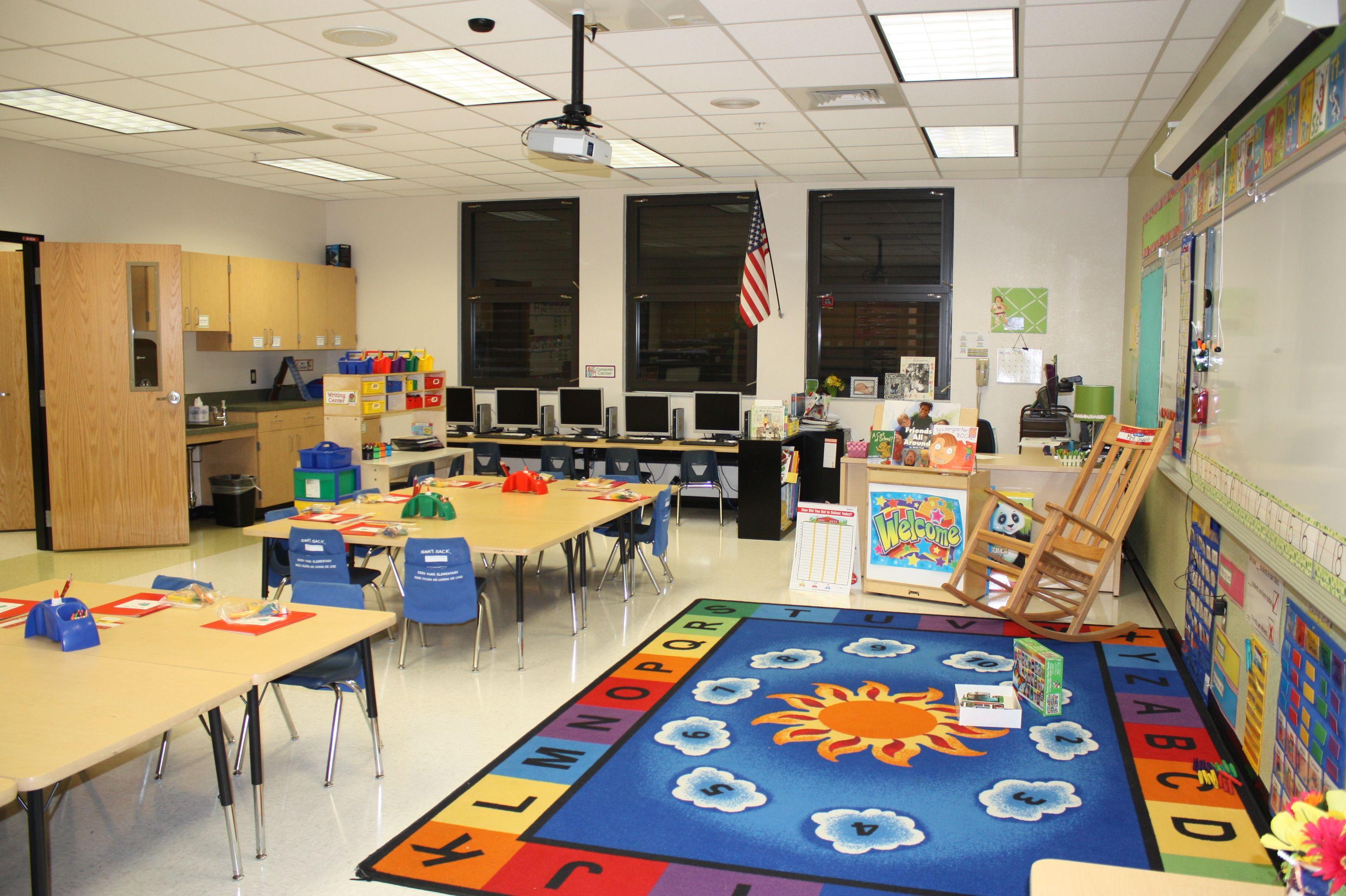 My Kindergarten Classroom