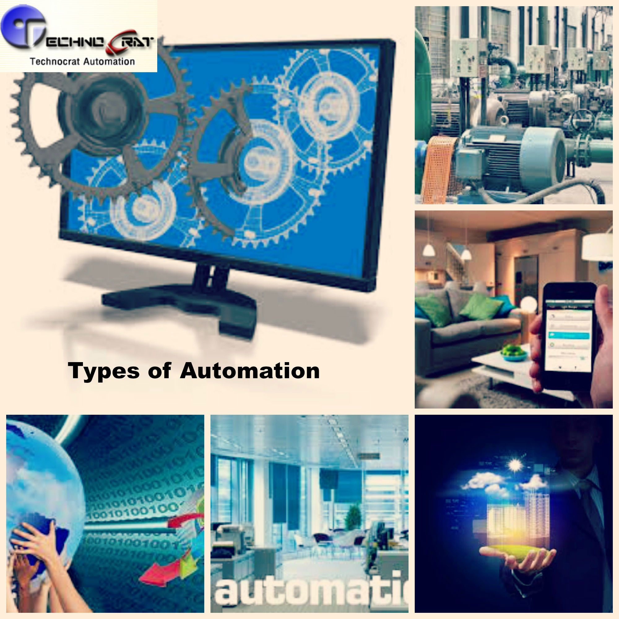 Types of Automation • Building Automation • Office