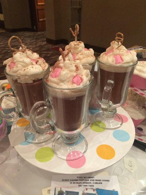 I Want To Eat This A Hot Chocolate And Marshmallow