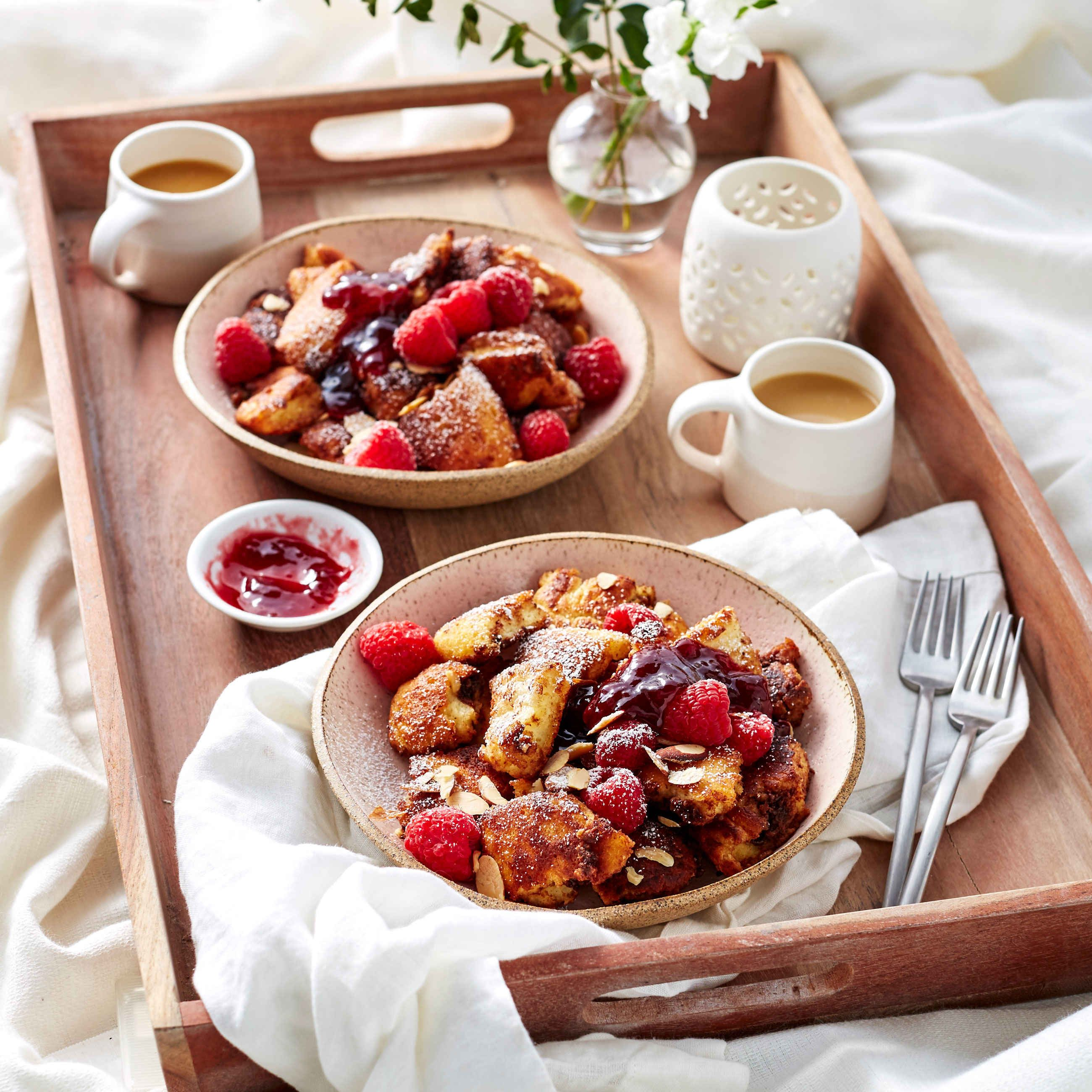 the best recipes for breakfast in bed in 2018 | brunch recipes