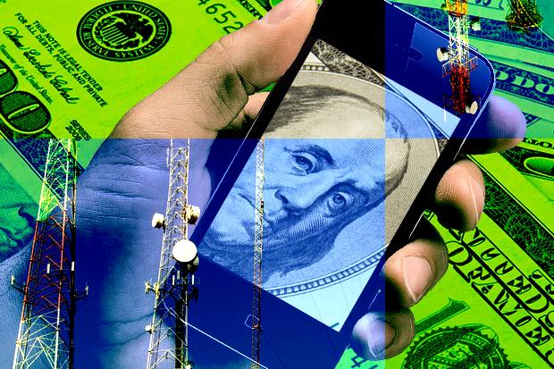 Verizon (probably) dominates U.S. wireless service providers
