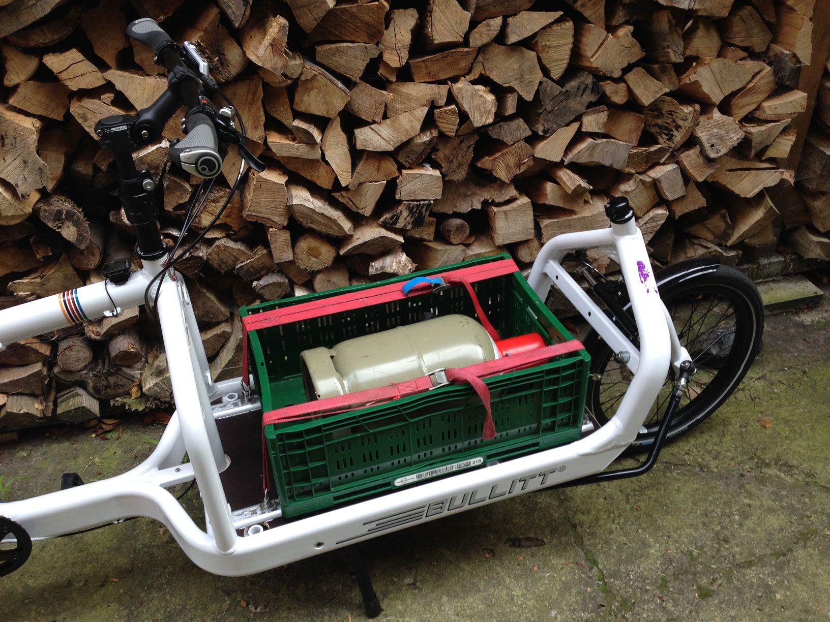rail pour attacher la charge sur le bullitt bike bullitt. Black Bedroom Furniture Sets. Home Design Ideas