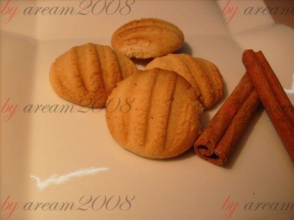 بسكويت القرفه سهل وخفيف Dessert Recipes Food Arabic Food